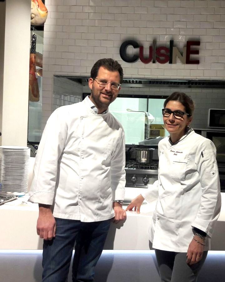 """""""Viaggi a tavola"""" da StoriediPane. 15 dicembre, ore 21: in scena la chef Franca Feola"""