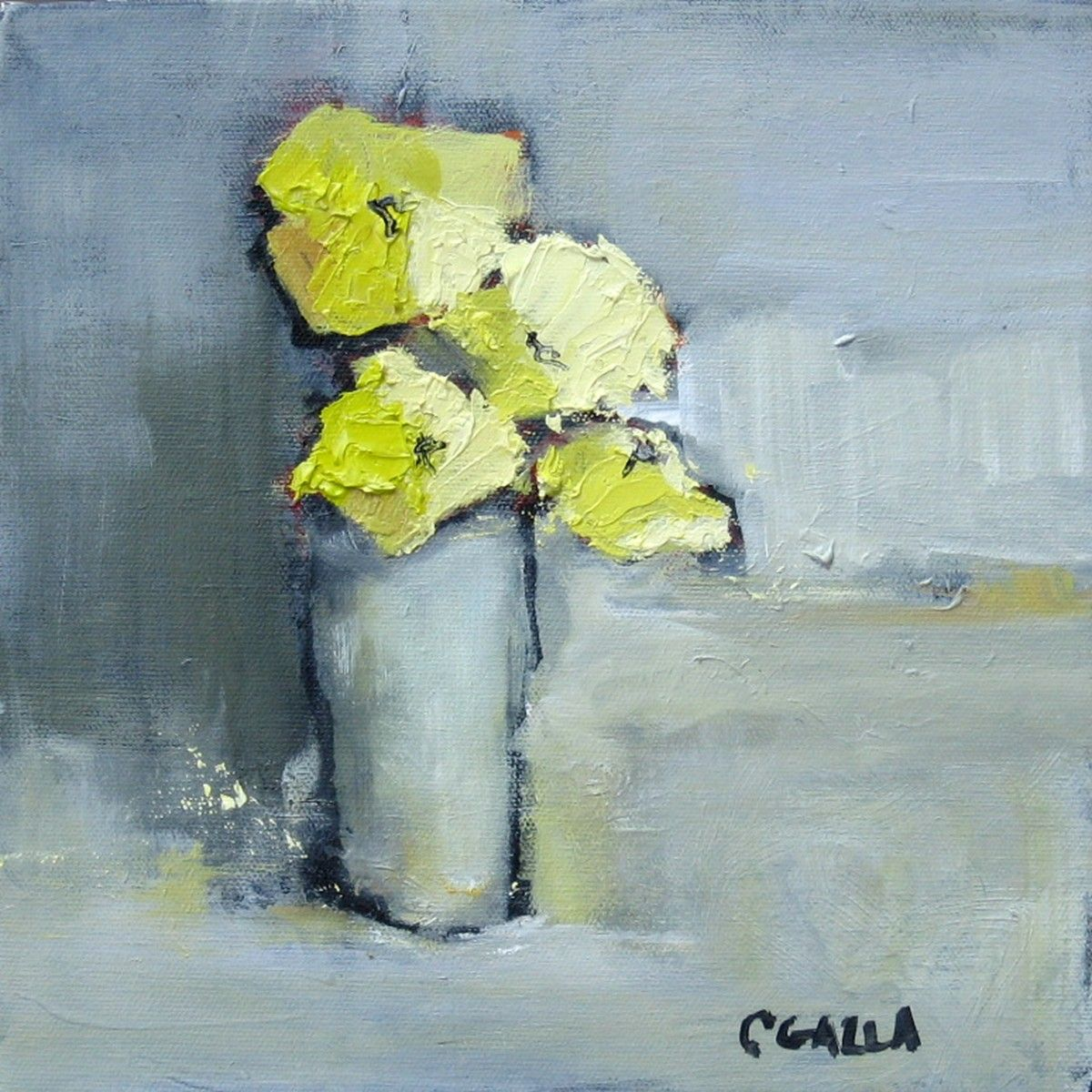 Simple Oil Paintings For Beginners Images Pictures