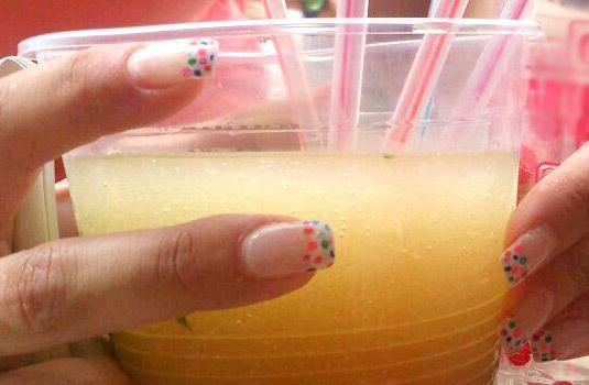 Uñas Decoradas Para La Feria De Málaga Por Todo Nails Uñas