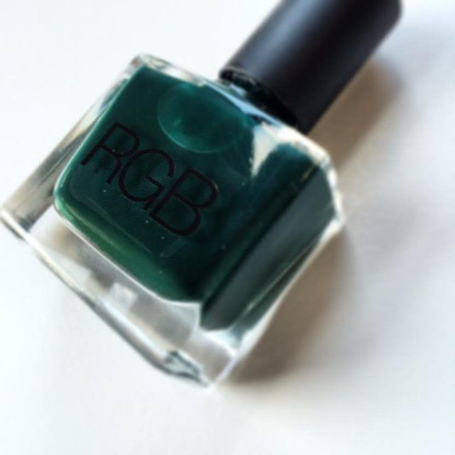 $18.00 | August Fancy Box Item | Tropic Nail Lacquer by RGB