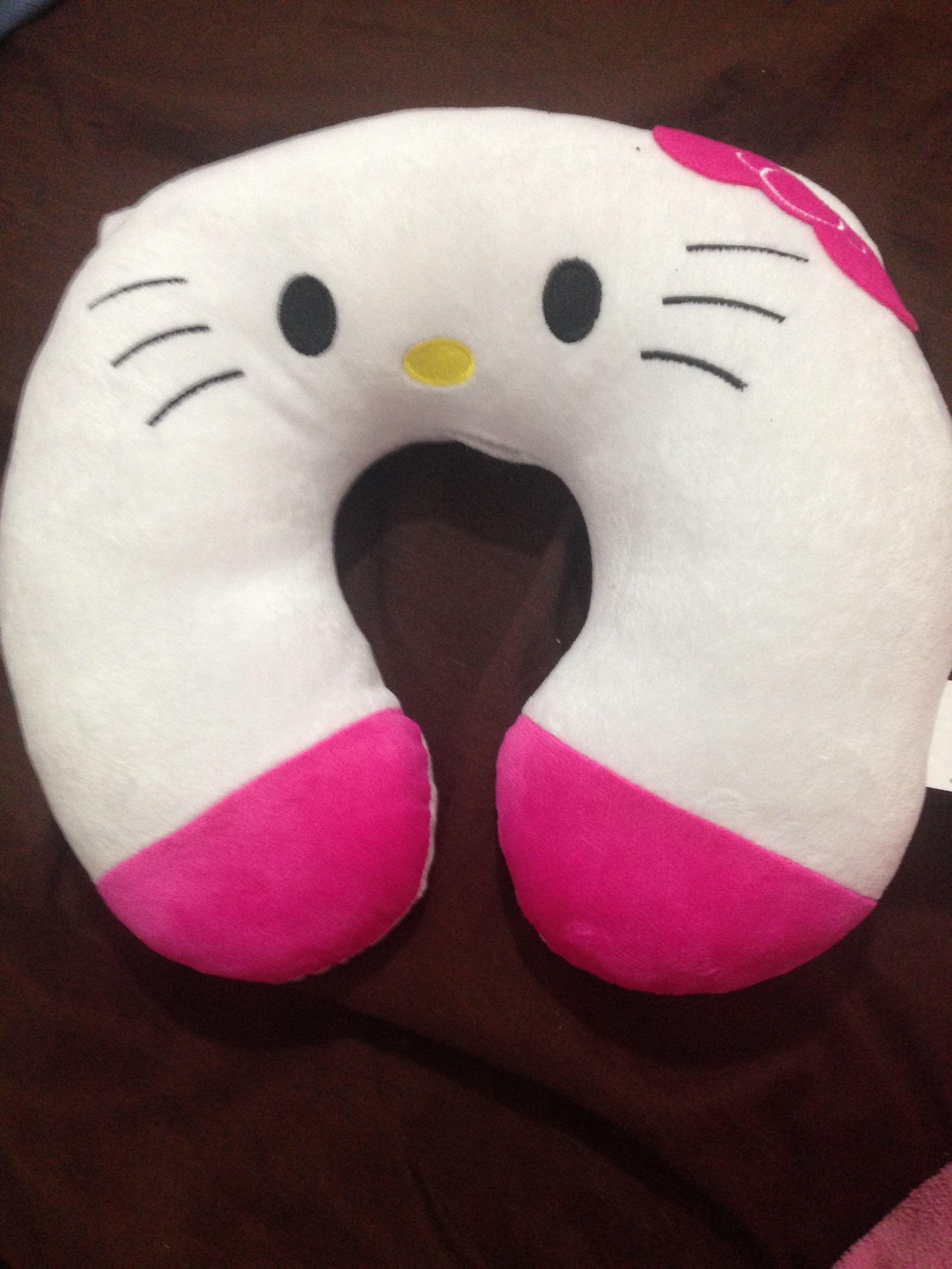 Cojín para viaje Hello Kitty