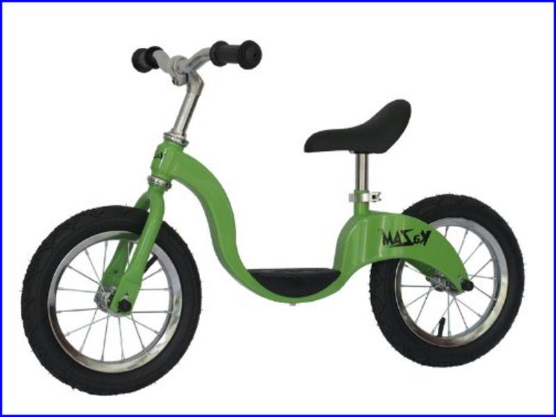 Buy Kazam V2s No Pedal Balance Bike 12 Inch Blue Balance Bikes