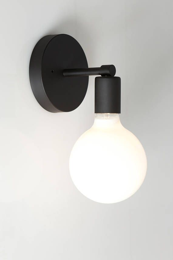 Modern Bathroom Wall Sconces With