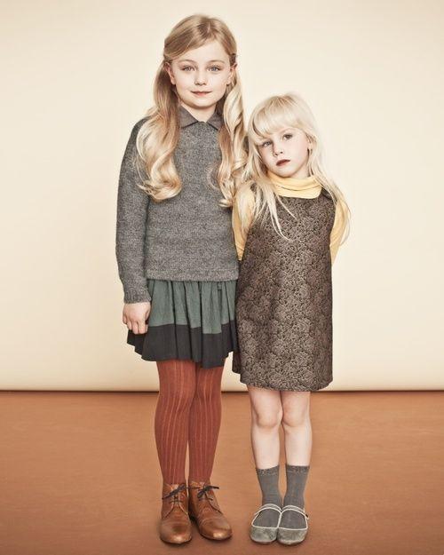 Very cute sibs.