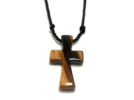 Handmade Men's Cross Pendant  by TheLotusShop