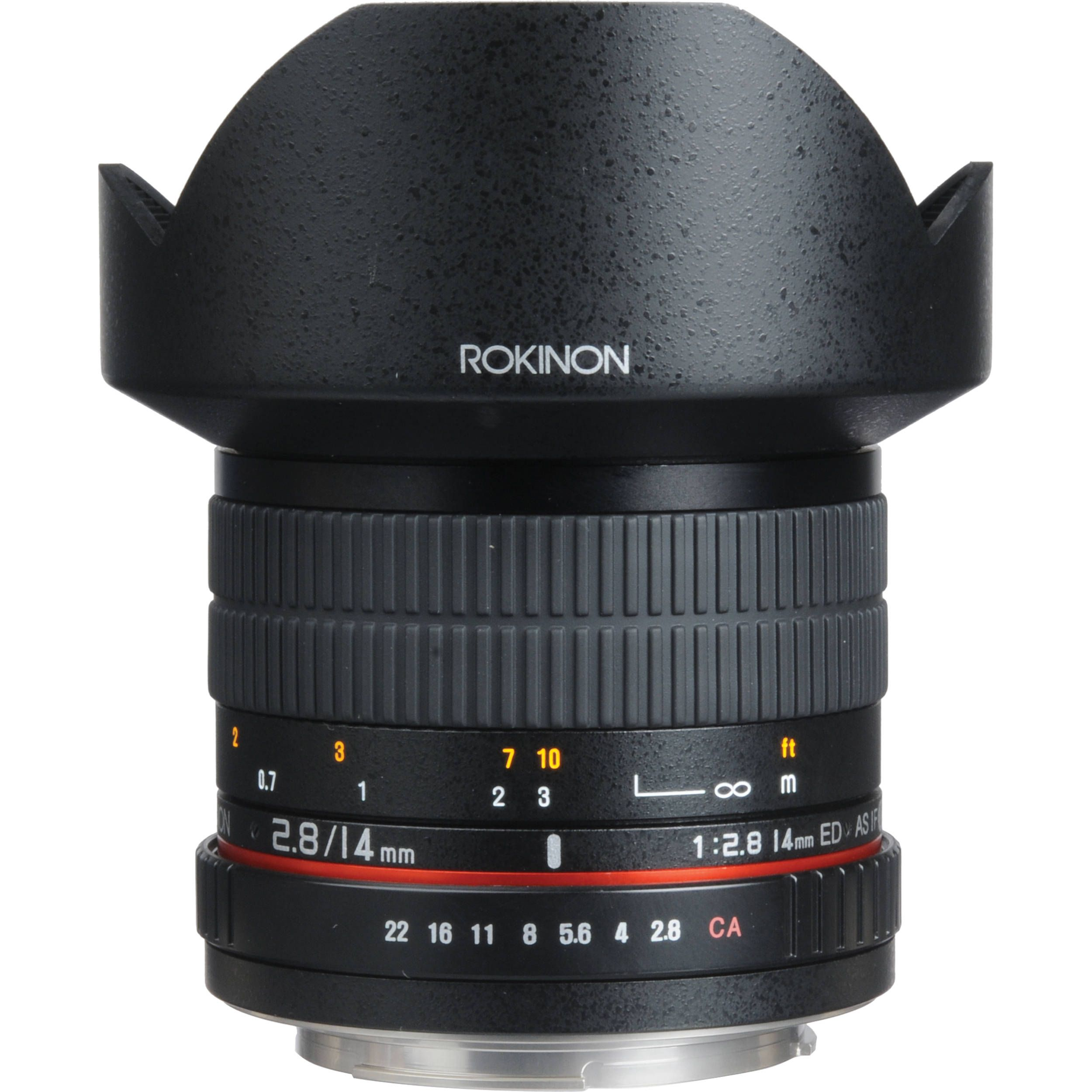 Rokinon 14mm F 2 8 If Ed Umc Lens For Canon Ef Best Wide Angle Lens Canon Lens Photography Gear
