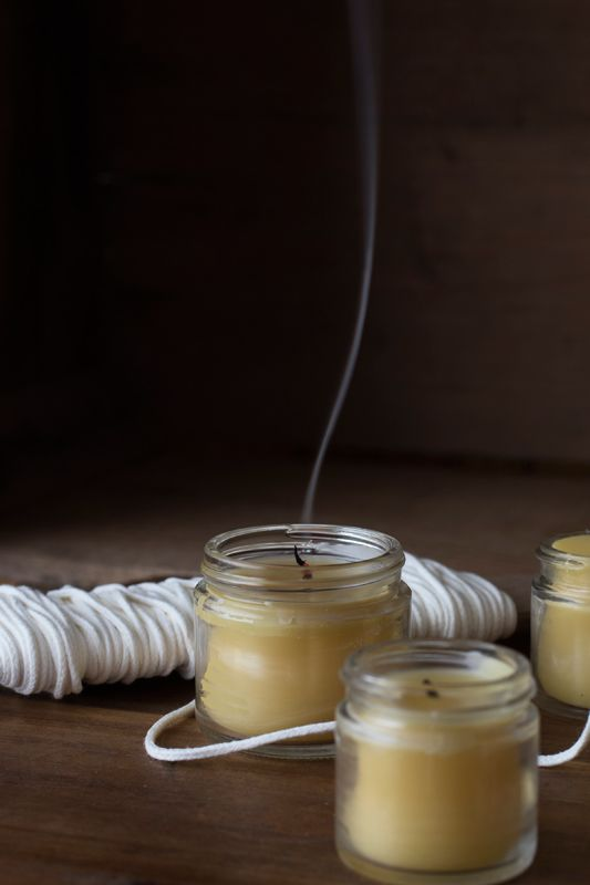 Make Your Own Candles: Beeswax and Carnauba Wax   Aromatherapy   Diy