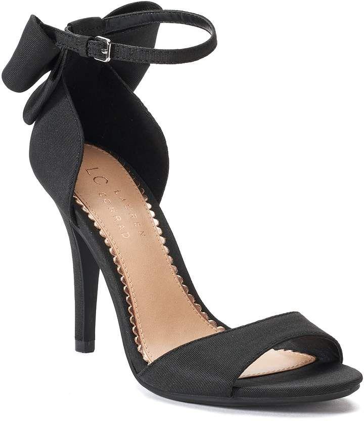 LC Lauren Conrad Azalea Womens High Heel Sandals   Womens