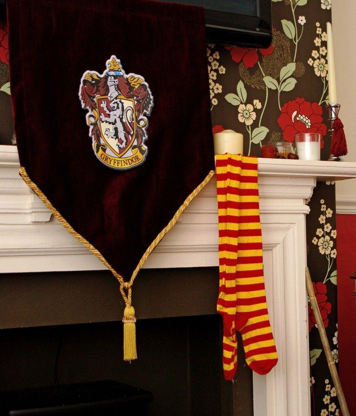 Potter decoraci n fiesta dom harry potter for Harry potter cuartos decoracion