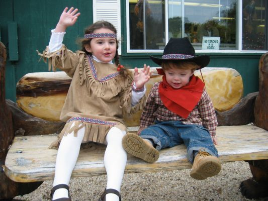 Coming up with costume ideas for Halloween is one of the best parts of the  sc 1 st  Pinterest & Do-it-yourself Halloween costume ideas | Brother sister halloween ...