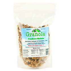 Black Lab Naturals Gluten Free Cashew Raisin Granola - # ...