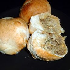 "Photo of Nana's Bierox ""german Hamburgers"" (Bierocks) Recipe"