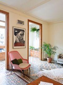 Un piso color champiñón | Galería de fotos 1 de 17 | AD