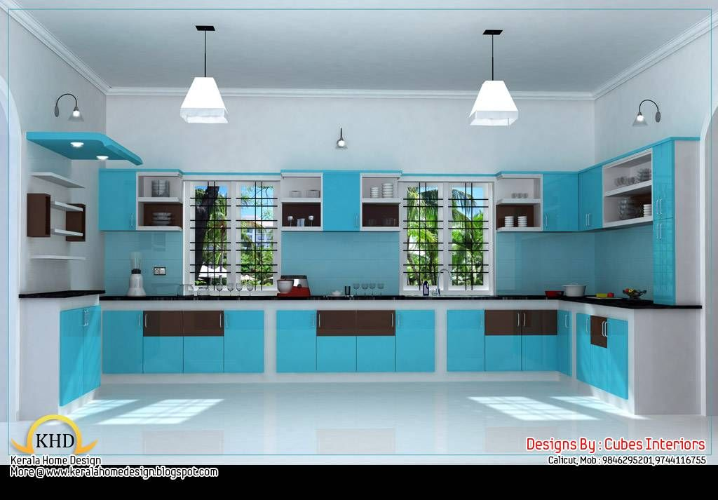 Kerala Interior Designs Interiors Floor Decorating Houses Plans Kitchen I In 2020 Simple House Interior Design Small House Interior Design House Interior Design Styles