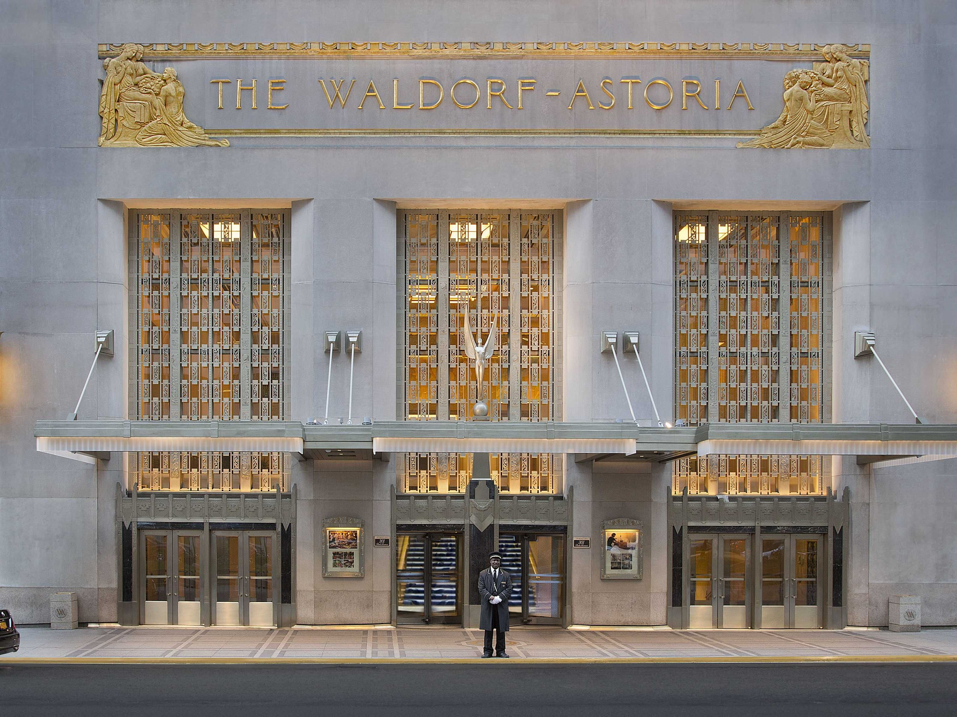 18 Photos That Show Why New York City S Waldorf Astoria Hotel Is So Legendary