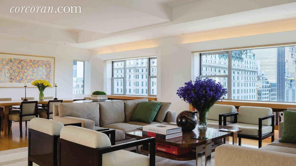 Media Mogul David Geffen Lists Enormous Fifth Avenue Co Op For