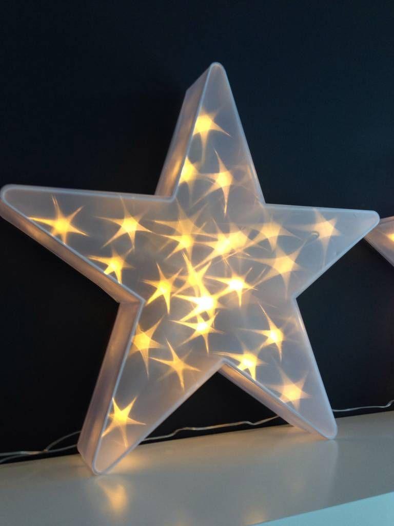 kerstster met led verlichting femkeido shop
