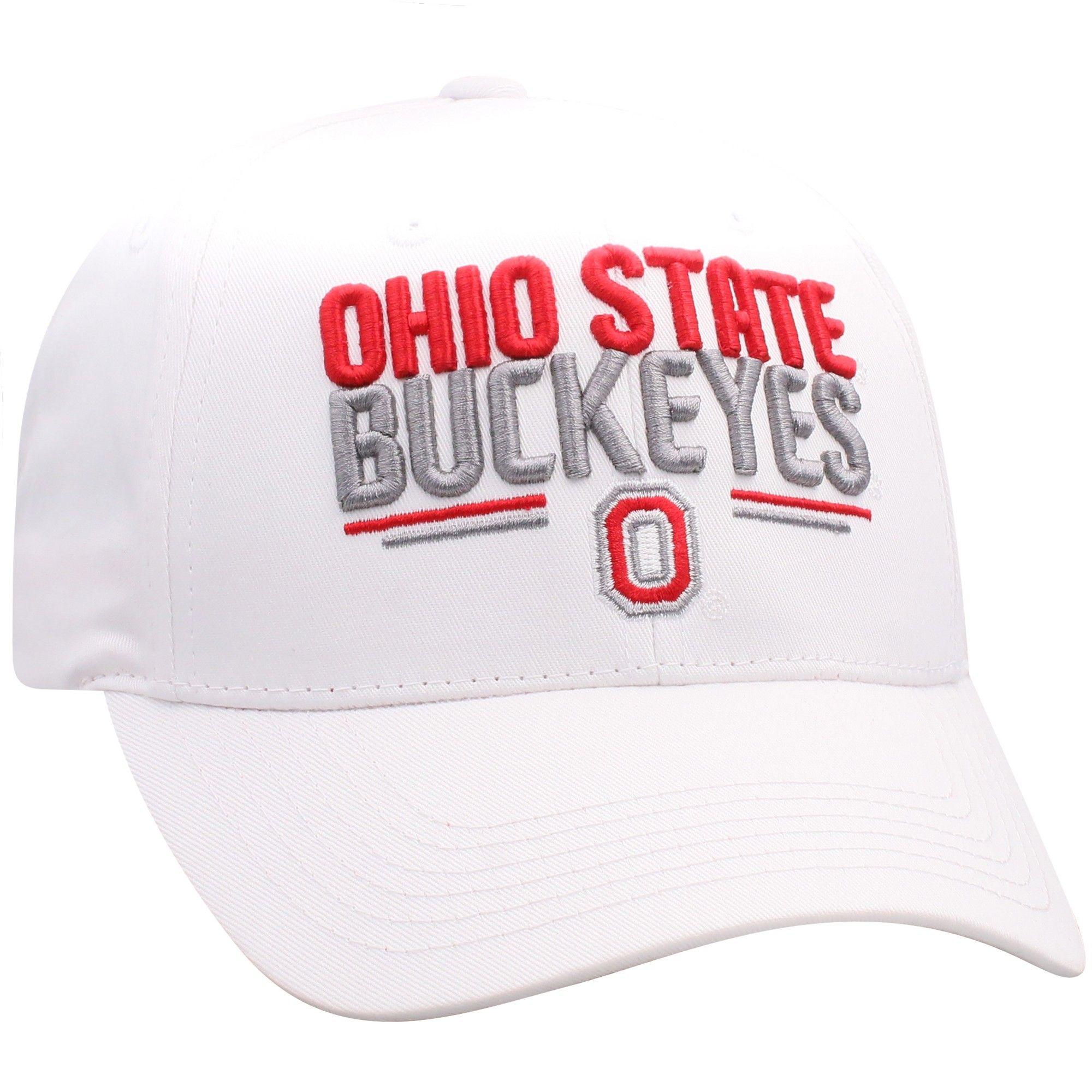 Ncaa Men S Ohio State Buckeyes Network Hat Size Small