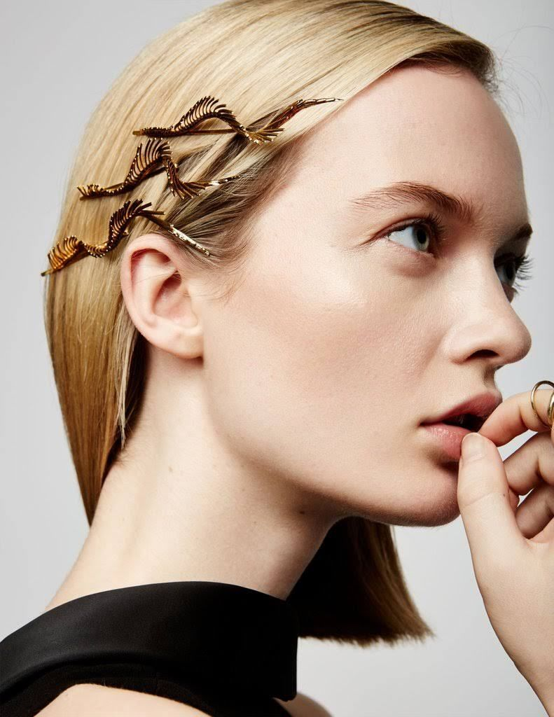 These Hollywood-Inspired Hair Accessories