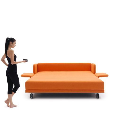 Sofa Bed Wow Giulio Manzoni