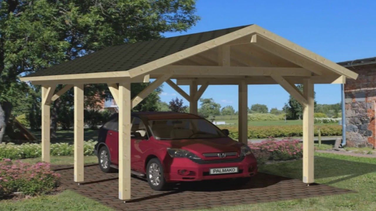 Affordable Carports and Garages 2020 in 2020 Diy carport
