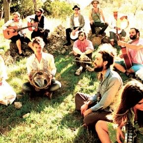 Edward Sharpe & The Magnetic Zeros - That's What's Up