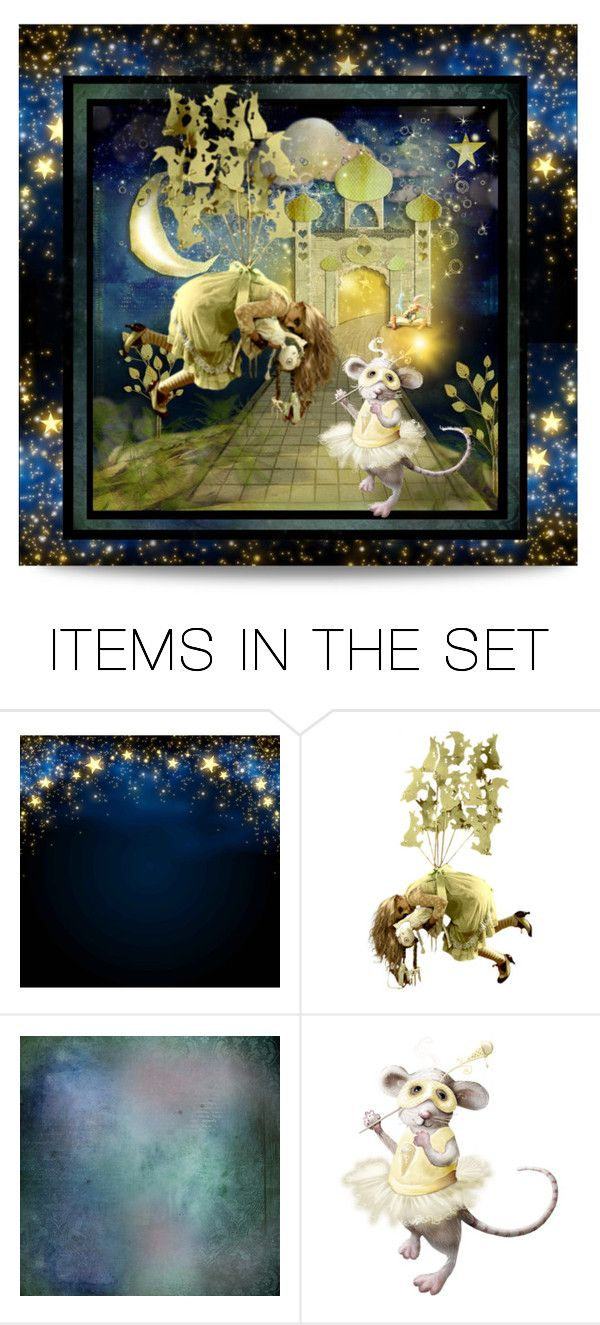 """entering the Land of Nod"" by collagette ❤ liked on Polyvore featuring art"