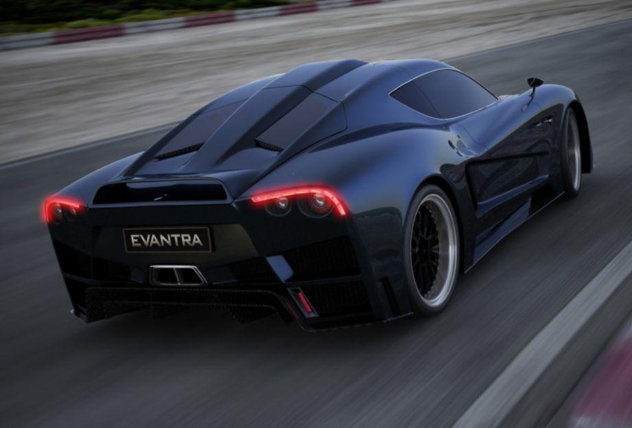 Evantra Super Cars Cars Unique Cars