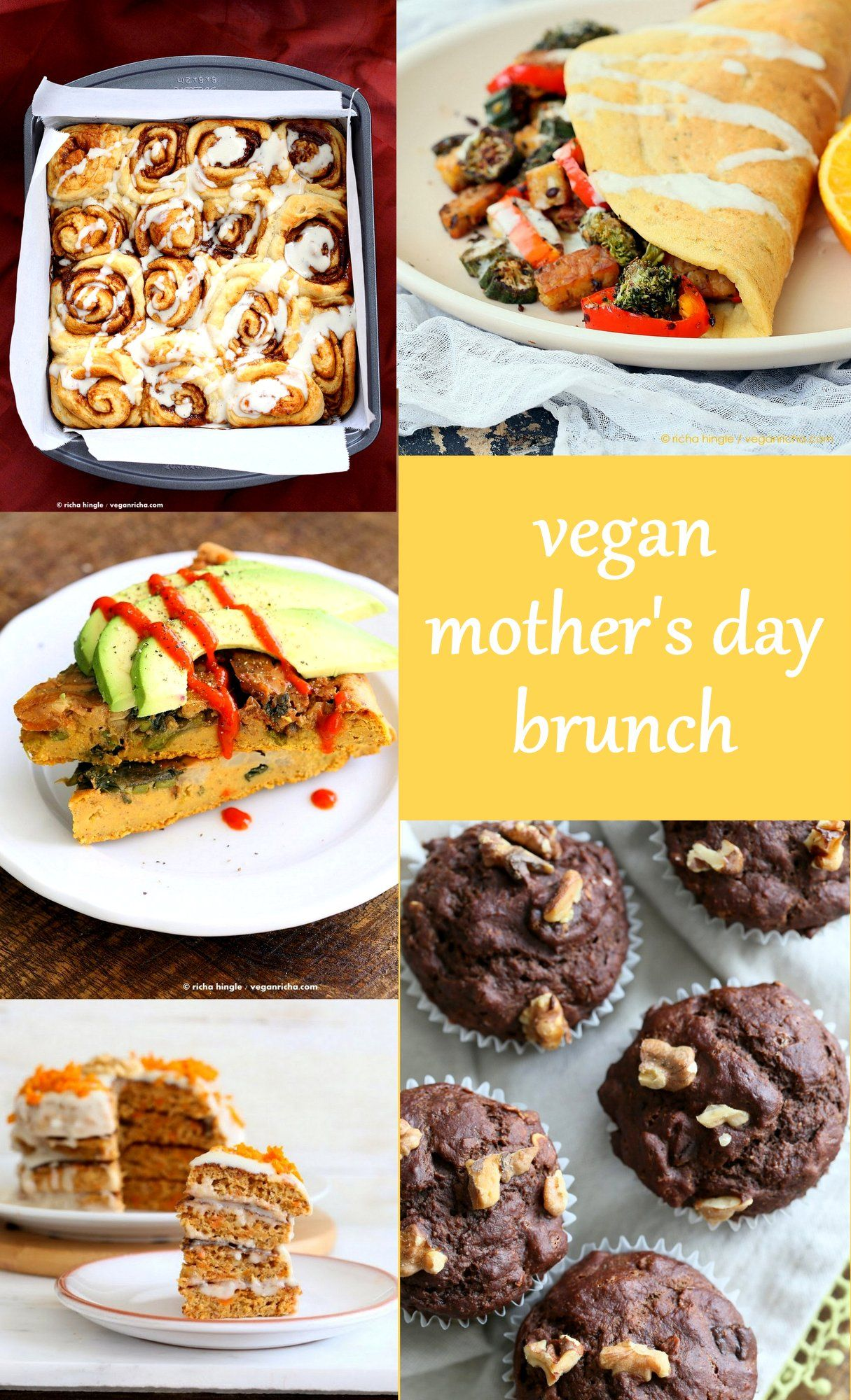 35 Vegan Mother S Day Brunch Recipes Vegan Richa Vegan Brunch Recipes Vegan Brunch Brunch Casserole Recipes