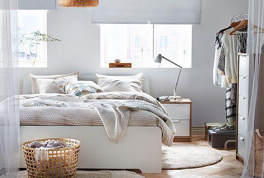 Askvoll Bedroom Series Home Furniture Bed
