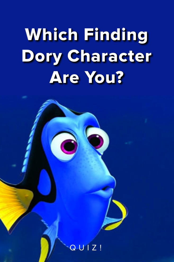 quiz which finding dory character are you quizzes. Black Bedroom Furniture Sets. Home Design Ideas