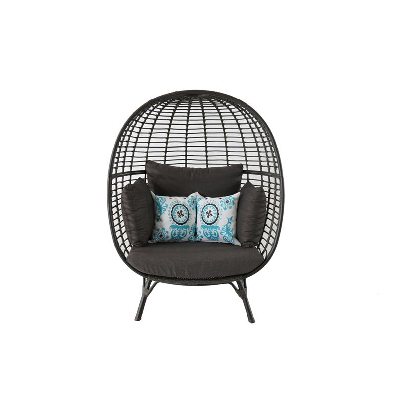 Mimosa Waiheke Resin Wicker Egg Chair Bunnings Warehouse Chair Egg Chair Resin Wicker