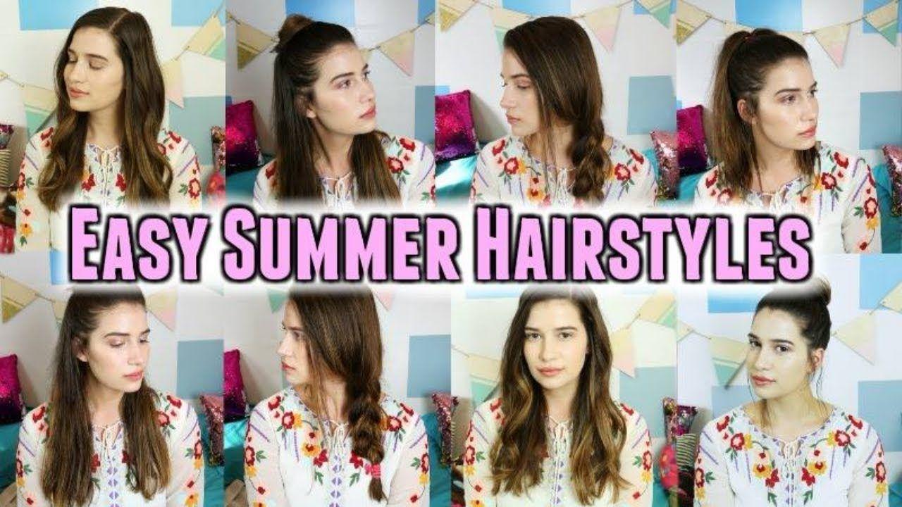 easy summer hairstyles quick u pretty hair in