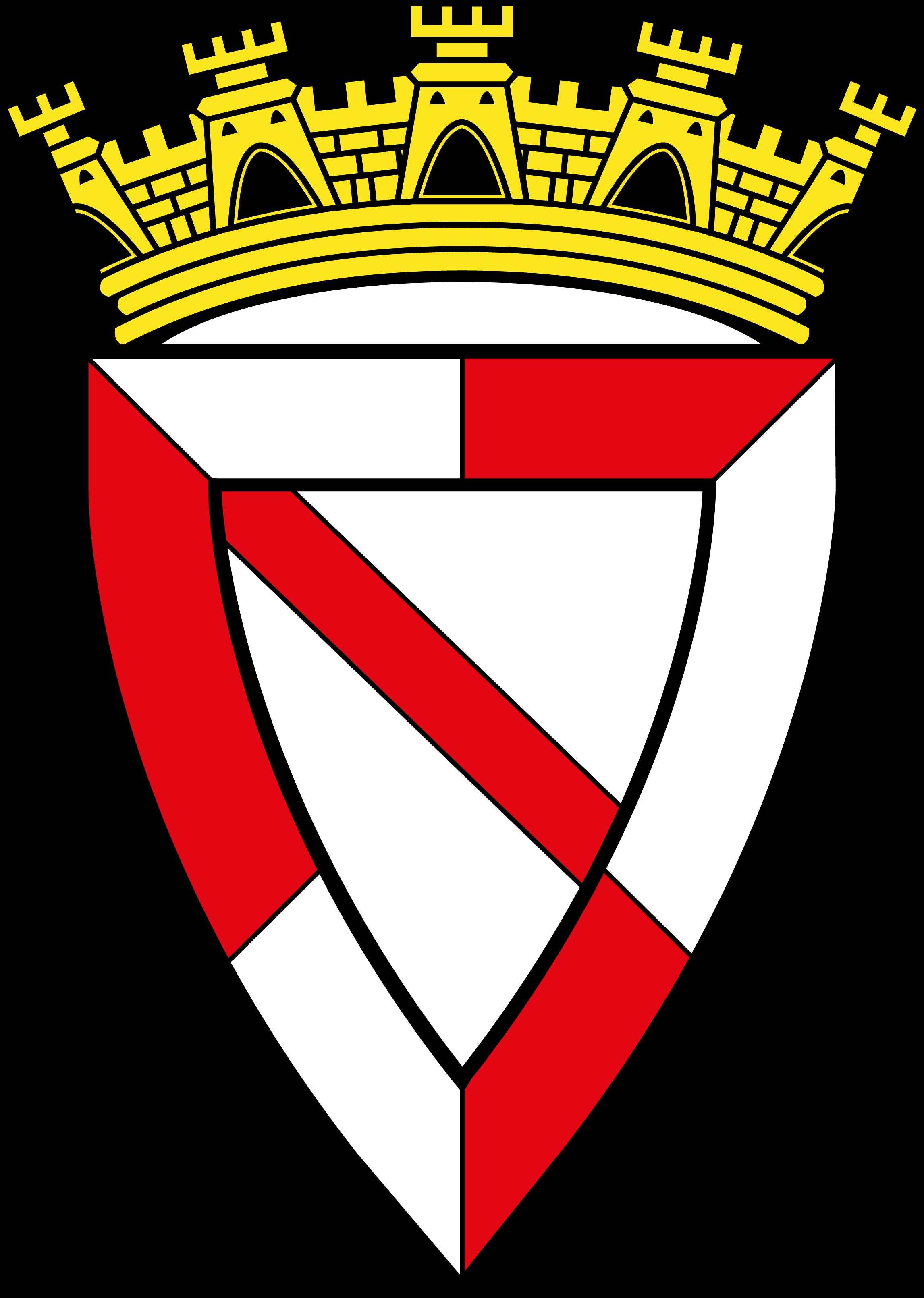ACR Alvorense 1 Dezembro Football logo, Soccer team