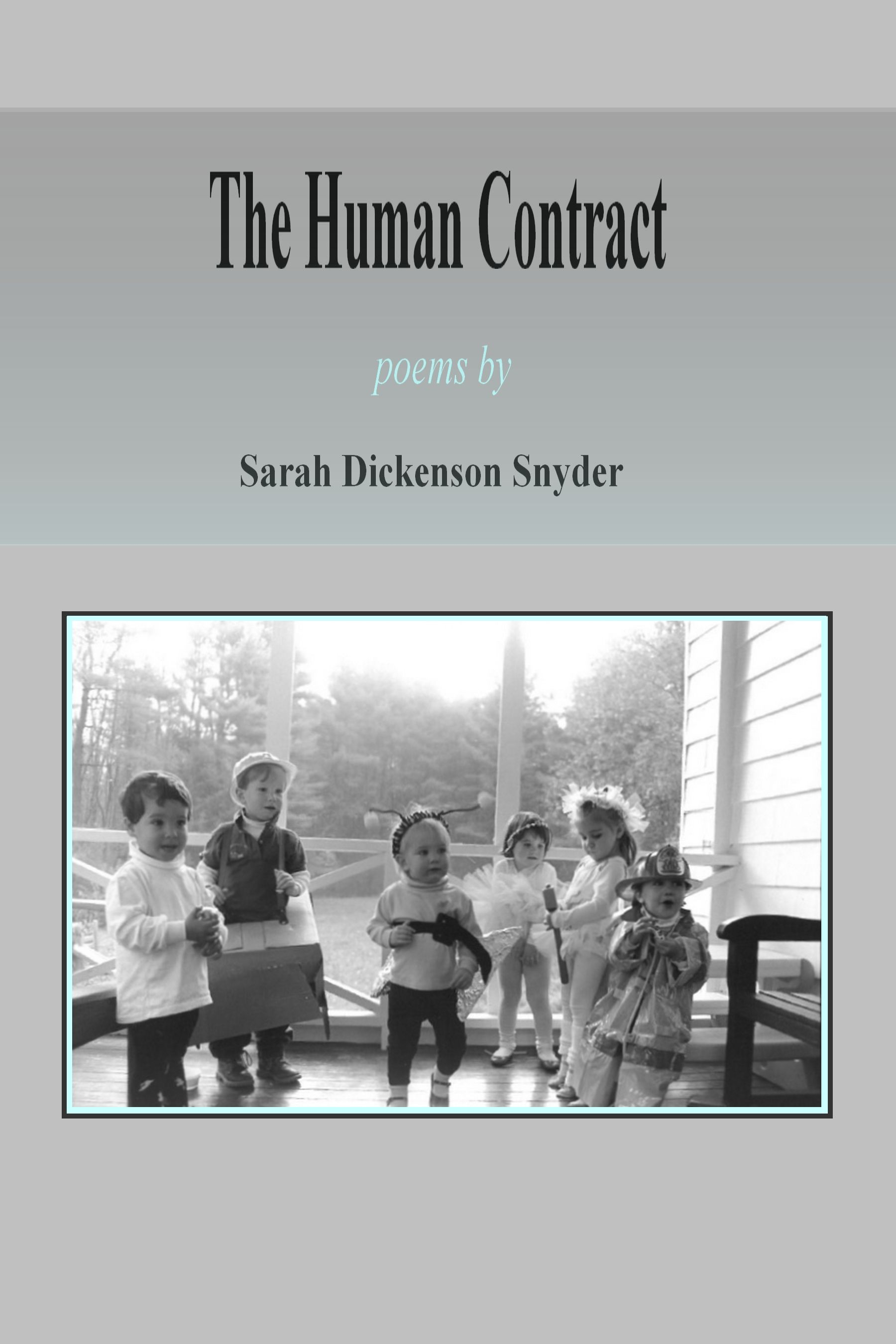 A Book Review of The Human Contract by Sarah Dickenson