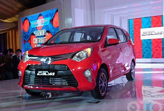 Toyota Calya Diprediksi Dapat Jadi Mpv Low Cost Green Car Lcgc Pt Toyota Astra Toyota