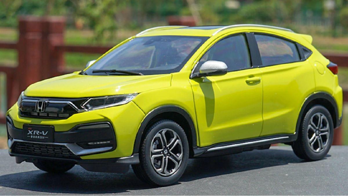 2021 Honda XR-V First Look, Video in 2020 | Honda car ...