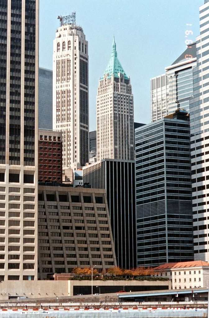40 Wall Street The Trump Building Trump Building New York City Buildings Skyscraper