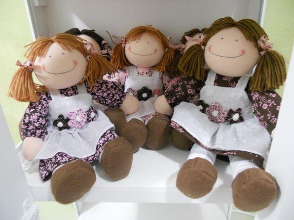 Bonecas Padrão - 42cm | Doll's Boutique | 30AD87 - Elo7