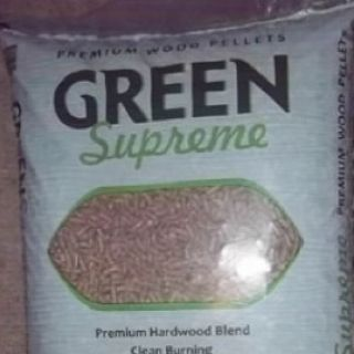 Green Supreme Wood Pellets These Are The Best We Have Ever Burned Hi Heat Low Ash Longest Burn Time Between Cleanings Bags