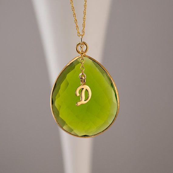 and pendant natural item jewelry stone stm pendants gemstone necklace peridot crystal