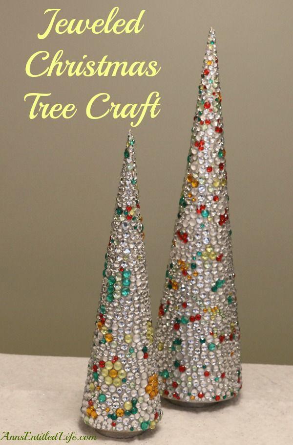Pin by Sherron Heidlage on Christmas Tree Crafts | Pinterest ...