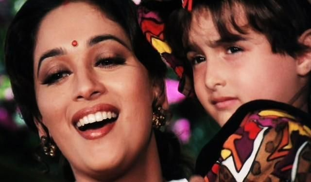 madhuri dixit anjaam 1994 bollywood is bollywood bcz