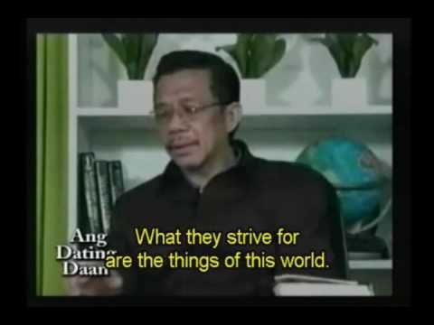The old path ang dating daan question