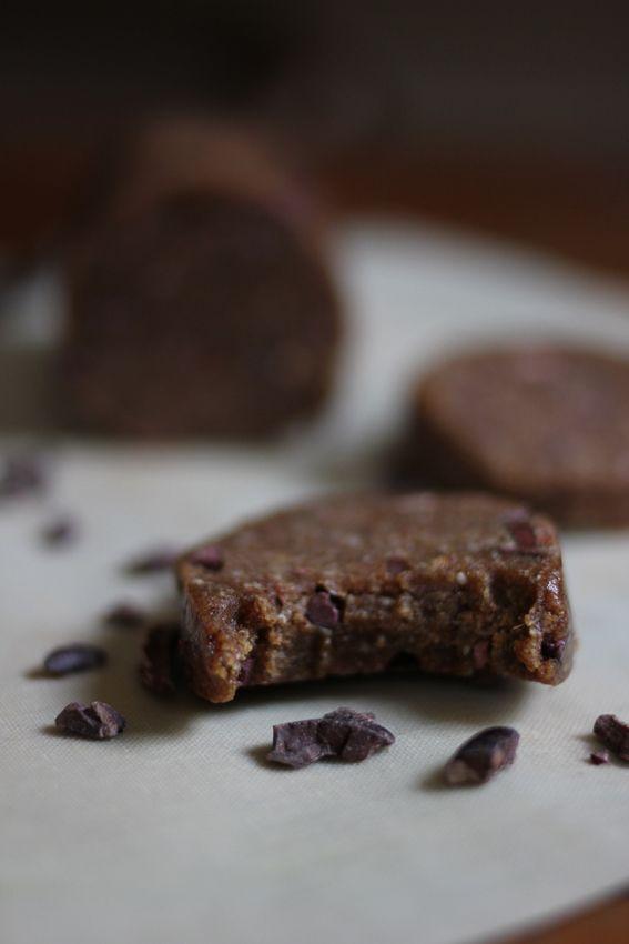 recipe: cacao nib cookies vegan [28]