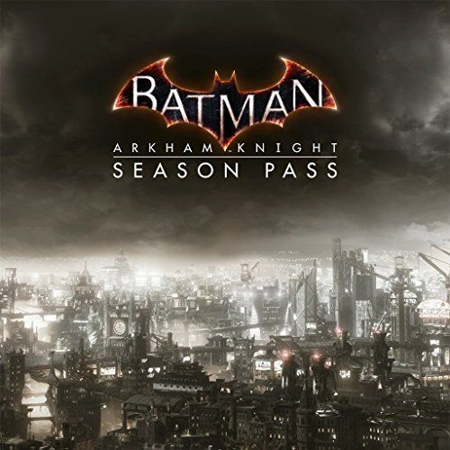 Batman Arkham Knight Arkham Knight Season Pass Ps4 Digital