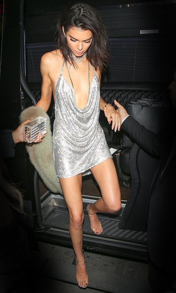 Kendall Jenner , 21 Birthday Outfits , Kendall