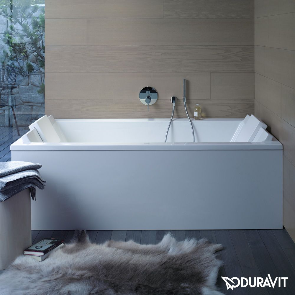 Duravit Bathroom Sink Duravit Starck Rechteck Badewanne Bathroom Pinterest