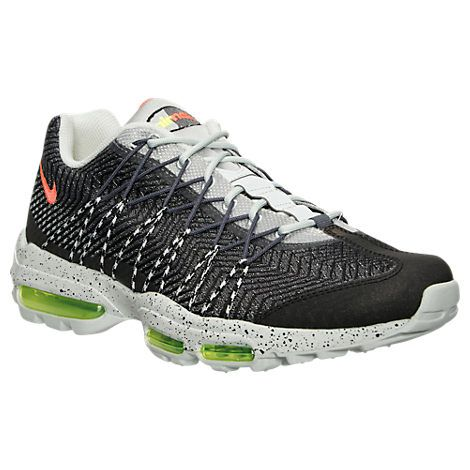 purchase cheap bddbe 10edc Men s Nike Air Max 95 Ultra Jacquard Running Shoes