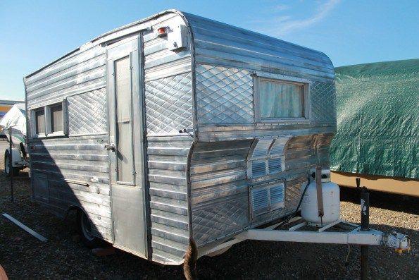 1964 Northwest Coach Little Dipper For Sale Aluminum Siding Vintage Trailers Vintage Trailer
